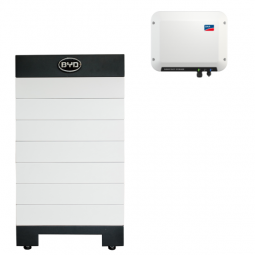 BYD Hochvolt B-BOX-H9.0 mit SMA SBS 2.5