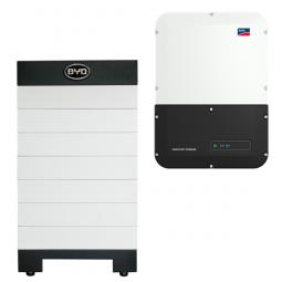 BYD Battery-Box H 9.0 Hochvolt mit SMA SBS 3.7