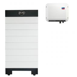 BYD Hochvolt B-BOX-H10.2 mit SMA SBS 2.5