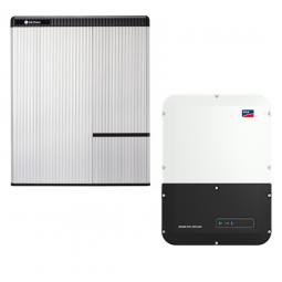 LG Chem RESU 7H & SMA SB Storage 5.0
