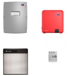 LG Resu 10 mit SMA SI 4.4M und SB 5.0