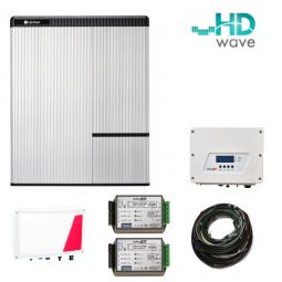 LG Chem RESU 10H & SE StorEdge HD & SE3680H AC Paket - für Fremdwechselrichter