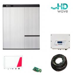 LG Chem RESU 10H & SE StorEdge HD & SE5000H AC Paket - für SE Wechselrichter