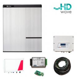LG Resu 10H & SE StorEdge HD & SE5000H AC Paket - für SE Wechselrichter