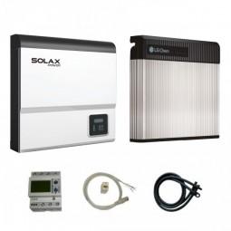 LG Chem RESU 3.3 & Solax SK-SU3000E X-Hybrid G2 Paket