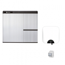 LG Chem RESU 7H & Huawei SUN2000L 4.6KTL Paket