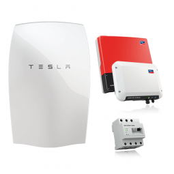 Tesla Powerwall Set & SMA SB 3000 TL-21