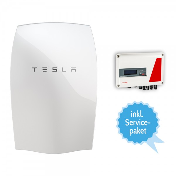 Tesla Powerwall Set inkl. StoreEdge