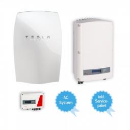 Tesla Powerwall Set & SE3500AC für SolarEdge Wechselrichter