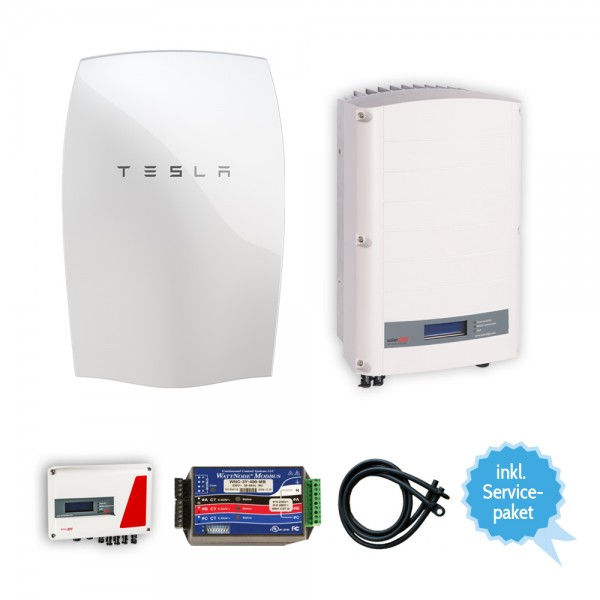 Tesla Powerwall Set & SE5000