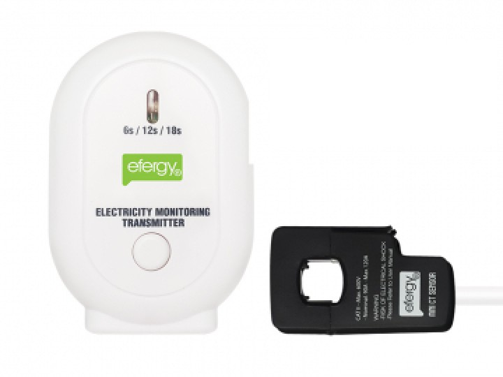efergy Transmitter & Sensor Pack