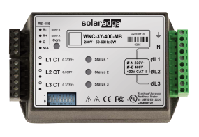 SolarEdge Modbus-Zähler 1/3PH